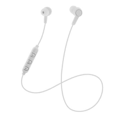 Streetz Bluetooth Hörlurar in ear – vit produktbild 2