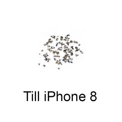 iPhone 8 skruvset