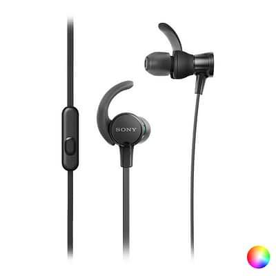Trådade hörlurar