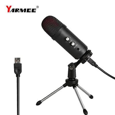 Mikrofoner & Tillbehör