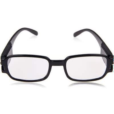Läsglasögon och förstoringsglas