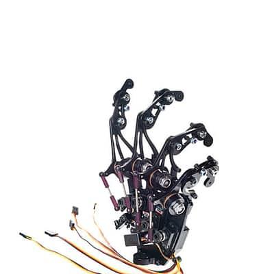 Komponenter och tillbehör till robotik