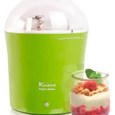 Glass- och yoghurtmaskiner