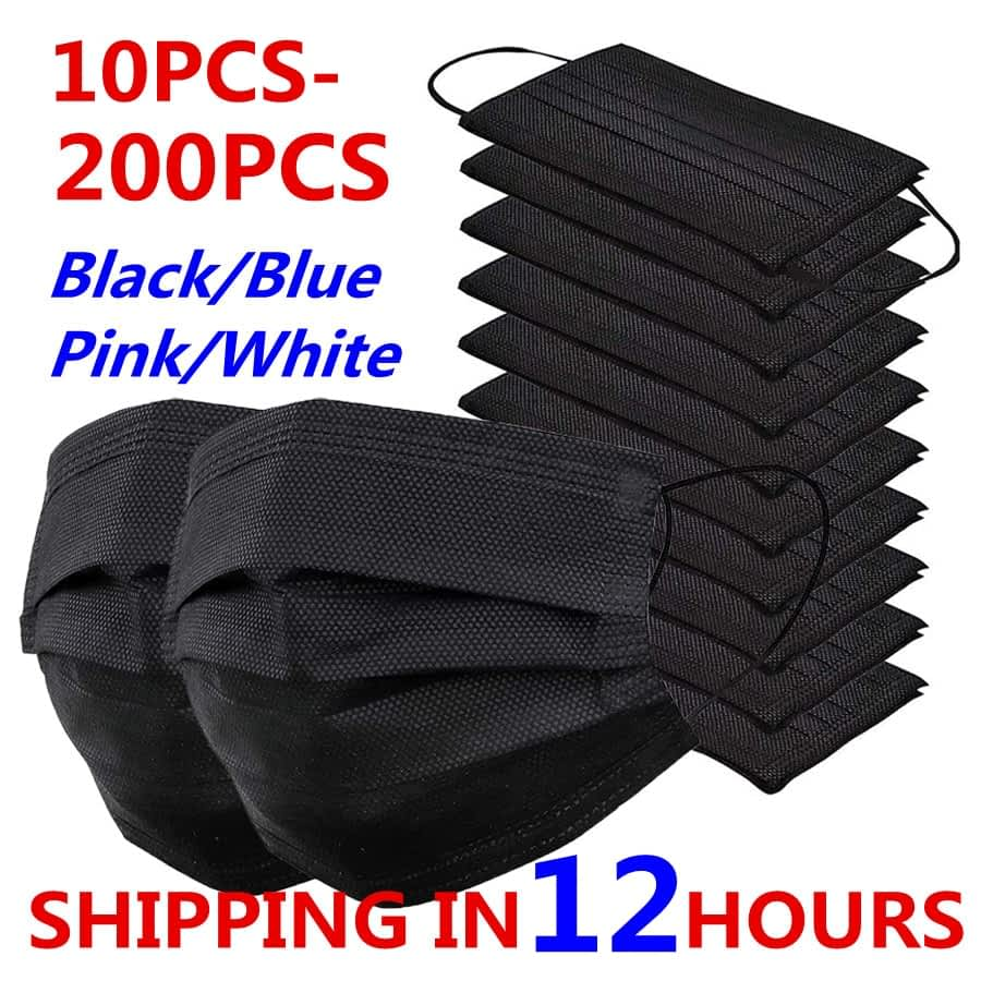 10-200pcs-Mask-Disposable-Face-Mask-Black-Nonwove-3-Layer-Mouth-Mask-filter-Anti-Dust-Breathable-14.jpg