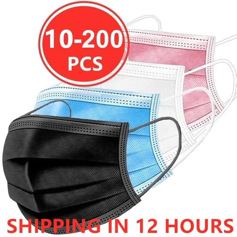 10-50-100-200pcs-Mask-Disposable-Face-Mask-Black-Nonwove-3-Layer-Mouth-Mask-filter-Anti-7.jpg