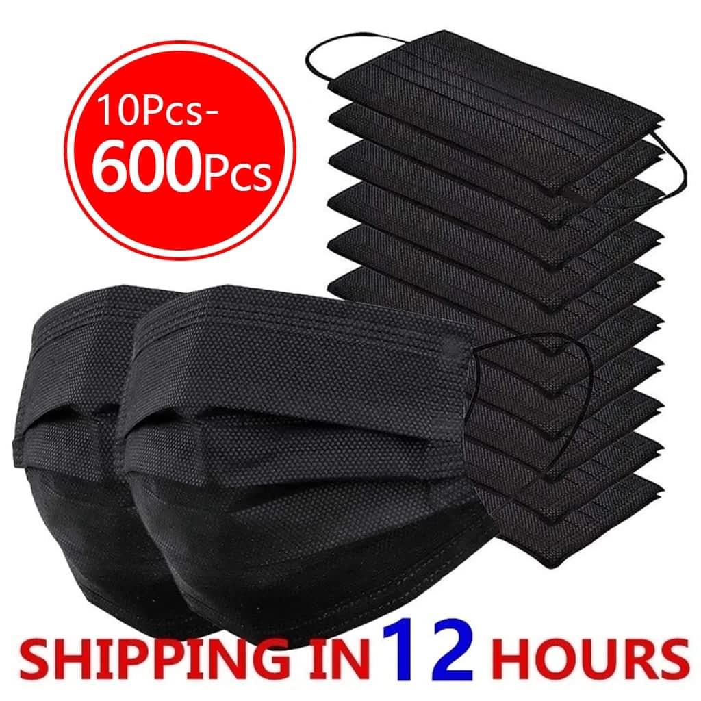 10-50-100-300-400-500-600pcs-Black-Disposable-Face-Mask-Industrial-3ply-Ear-Loop-Adult-7.jpg