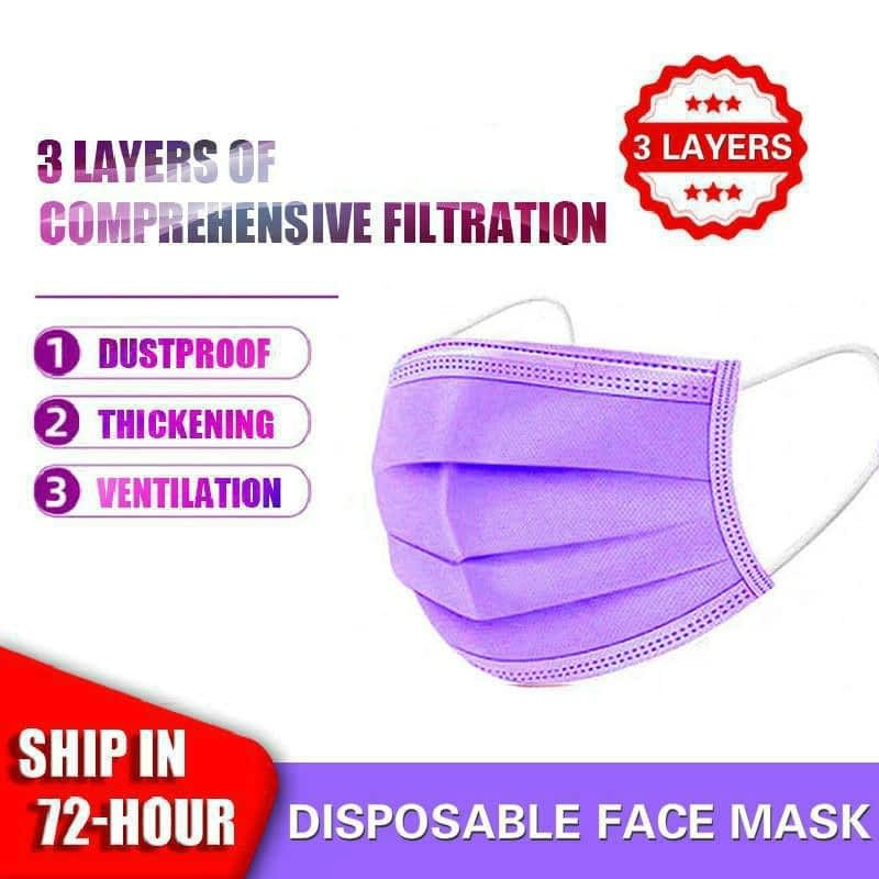 10-50-100pcs-Purple-Mouth-Cap-Disposable-Nonwove-3-Layer-Ply-Filter-Masks-For-Protection-Mouth-7.jpg