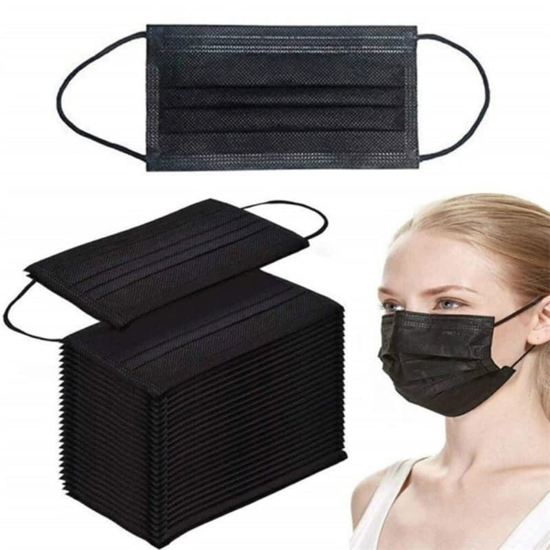 10-50-200PCS-Disposable-Black-Adult-Protective-Mask-Anti-Dust-3-Layers-Filter-Earloop-Non-Woven-7.jpg