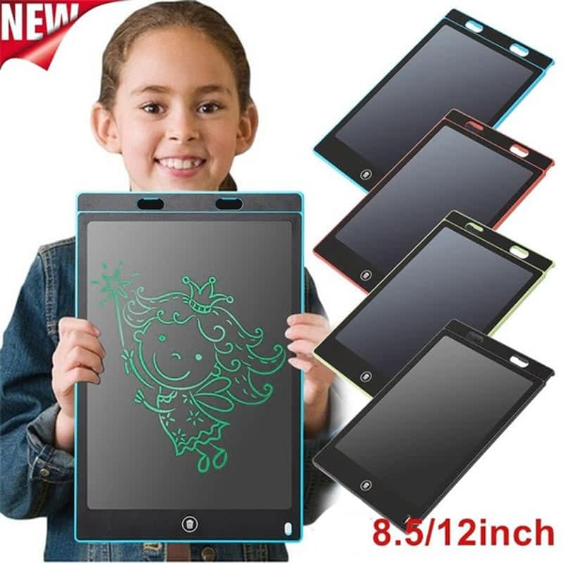 8-5-12-Single-Color-LCD-Tablet-Writing-Pad-E-writer-Kid-Graphic-DIY-Drawing-Work-7.jpg