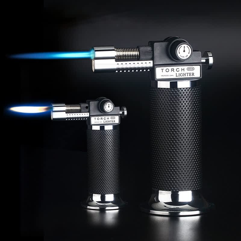 Gas-Lighter-High-Capacity-Torch-Turbine-Lighter-Spray-Gun-Butane-Two-Flame-Blue-Flame-Cigar-Explosion-7.jpg
