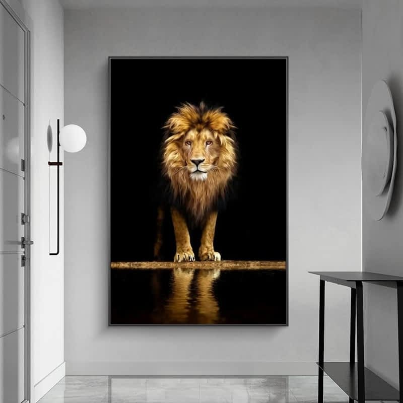 Lion-in-the-Dark-Canvas-Art-Posters-And-Prints-Animals-Wall-Art-Decorative-Pictures-African-Lion-7.jpg