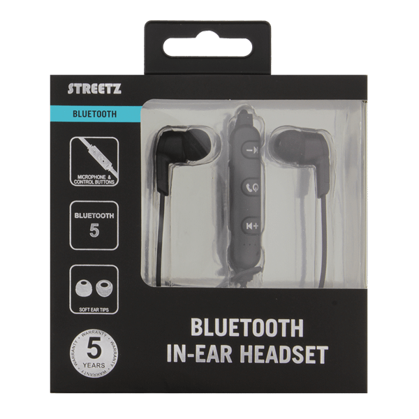 Streetz bluetooth hörlurar produktbild 1