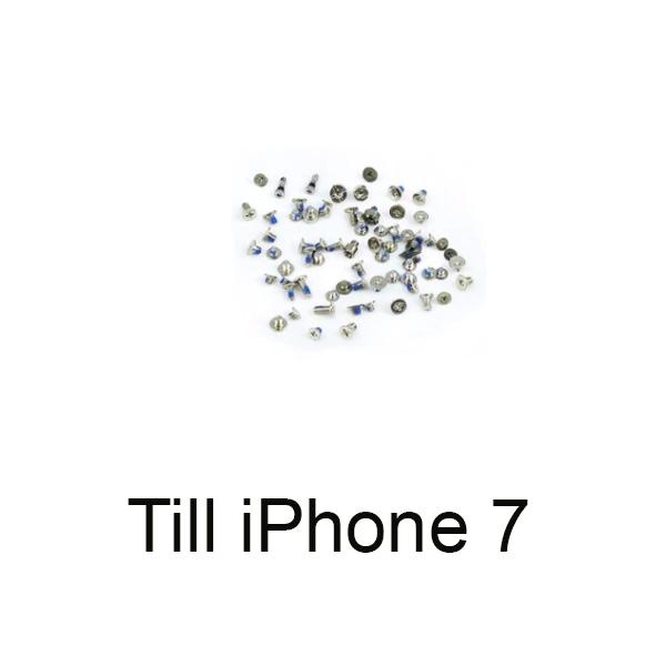 iPhone 7 skruvset