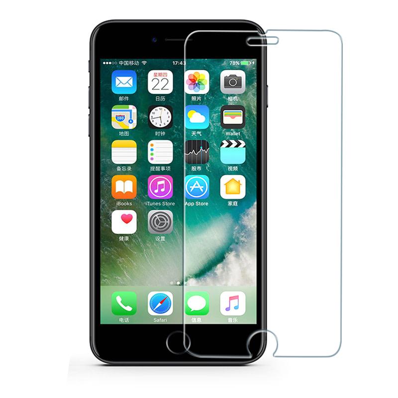 Härdat glas skärmskydd till iPhone