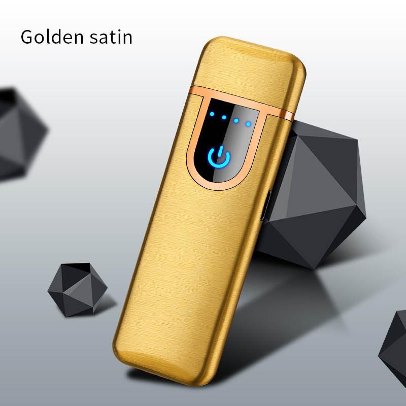 Elektronisk stormtändare - guld