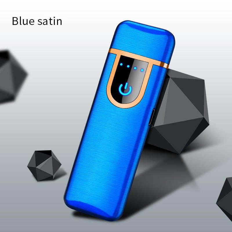 Elektronisk stormtändare - blå