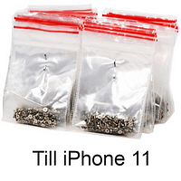 iPhone 11 skruvset