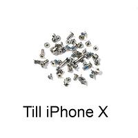 iPhone X skruvset