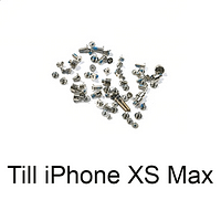 iPhone XS Max skruvset
