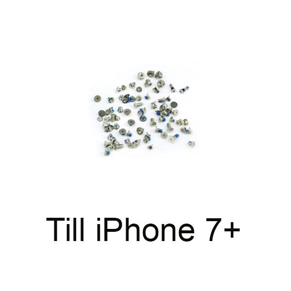 iPhone 7+ skruvset