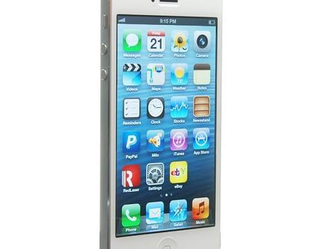 iPhone 5 produktbild reparationer