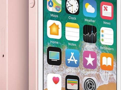 iPhone SE reparationer produktbild
