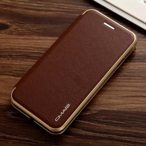 Cmai2 kaffefärgat plånboksfodral