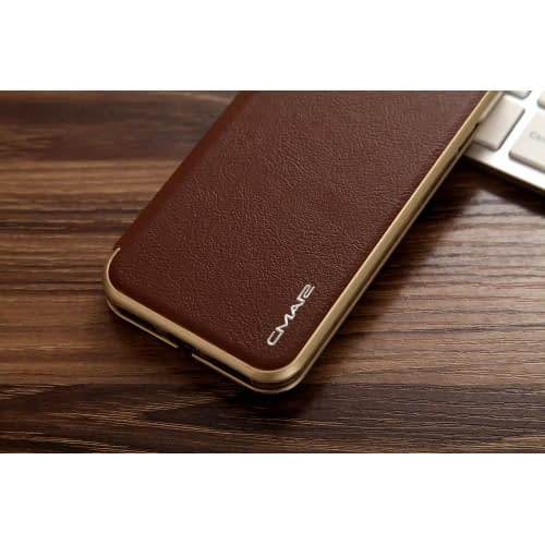Cmai2 kaffefärgat plånboksfodral bild 5