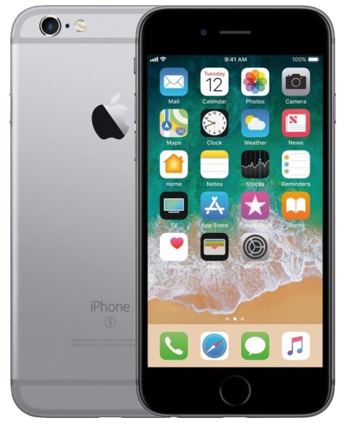 iPhone 6s Reparationer Image